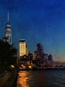 Evening Walks by Acosta