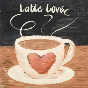 Latte Love Square by Acosta