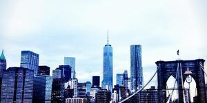 Lower Manhattan Panel by Acosta