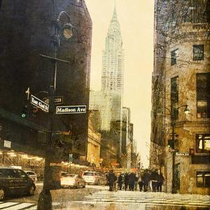 New York Streets by Acosta
