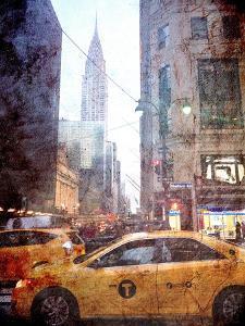 Rainy Madison Avenue by Acosta