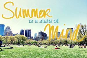 Summer Is A State Of Mind by Acosta