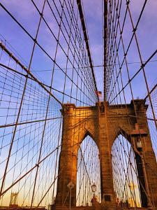 Walking To Brooklyn by Acosta
