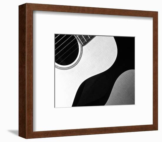 Acoustic Reflection III-Monika Burkhart-Framed Photo