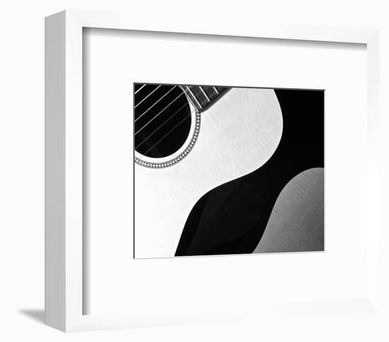 Acoustic Reflection III-Monika Burkhart-Framed Photo