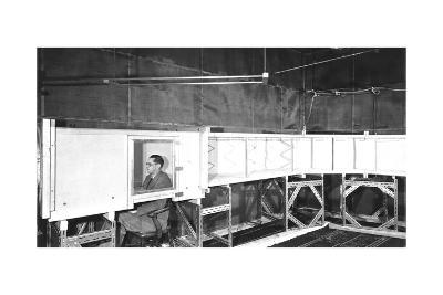 Acoustics Test, 1953-National Physical Laboratory-Giclee Print