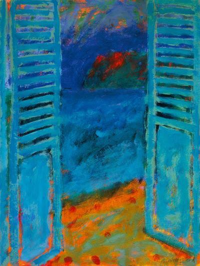 Across The Bay II-Sara Hayward-Giclee Print