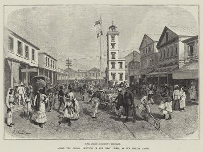 Across Two Oceans, Sketches in the West Indies-Amedee Forestier-Giclee Print