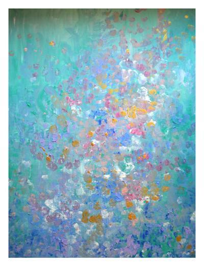 AcrylicSeries_Teal-Cara Francis-Art Print