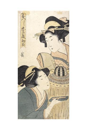 Act 1-Kitagawa Utamaro-Giclee Print