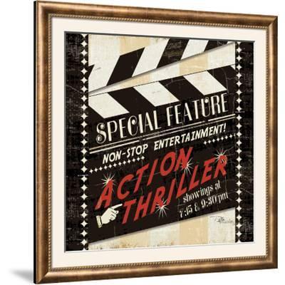Action Thriller-Jess Aiken-Framed Photographic Print