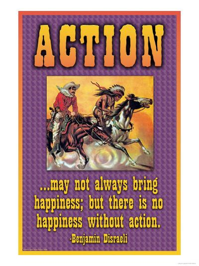 Action--Art Print