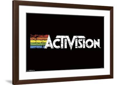 Activision - Logo--Framed Poster