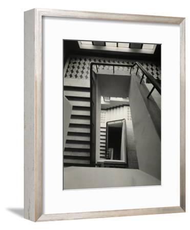 Activities of the Italians Abroad. Casa d'Italia in Belo Horizonte: Flights of Stairs