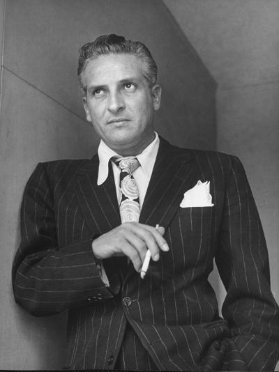 Actor Arturo De Cordova--Photographic Print