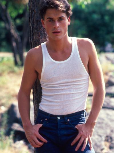 Actor Rob Lowe-David Mcgough-Premium Photographic Print