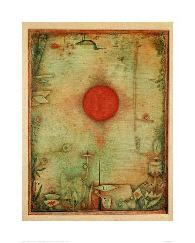 Ad Marginem, 1930-Paul Klee-Giclee Print