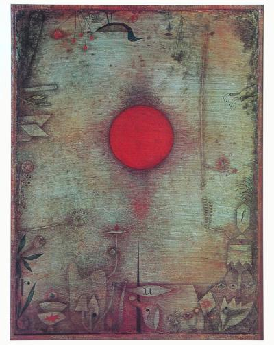 Ad Marginem, c.1930-Paul Klee-Art Print
