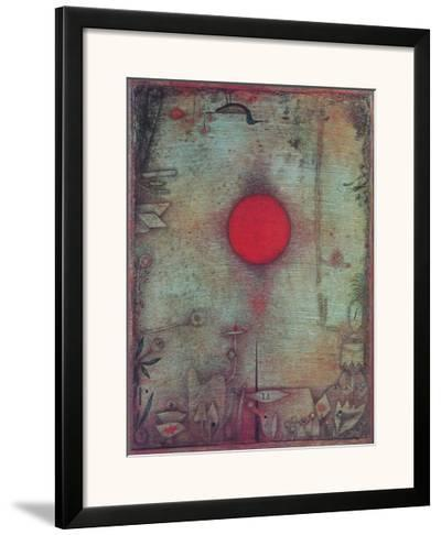 Ad Marginem, c.1930-Paul Klee-Framed Art Print