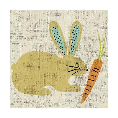 Ada's Bunny-Chariklia Zarris-Art Print