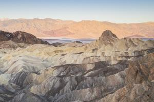 Zabriskie Point in Death Valley National Park, California, United States of America, North America by Adam Collier Noel