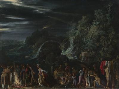 Saint Paul on Malta, Ca. 1600