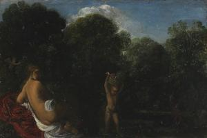 Venus and Cupid, 1600-05 by Adam Elsheimer