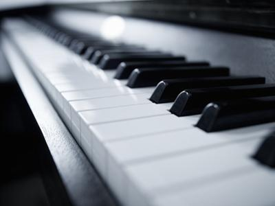 Piano Keyboard. by Adam Gault