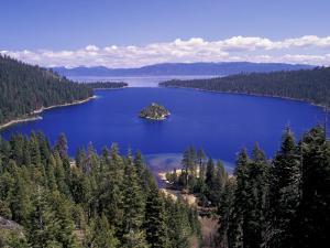 Emerald Bay, Lake Tahoe, California, USA by Adam Jones