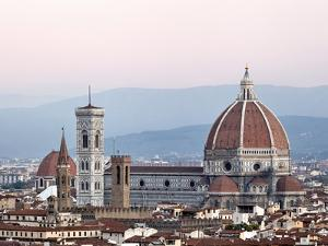 Florence Cathedral, Basilica Di Santa Maria Del Fiore, Florence, Italy, Tuscany by Adam Jones