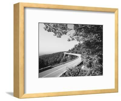 Linn Cove Viaduct, Blue Ridge Parkway National Park, North Carolina, USA