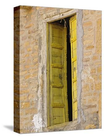 Old Doorway, Jaisalmer, India