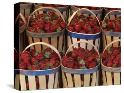 Strawberries for Sale in French Market