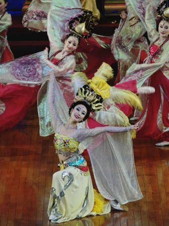 Tang Dynasty Performance, Xian, China