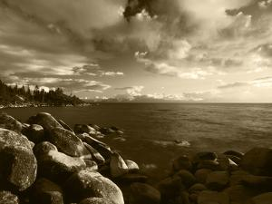 View of Lake Tahoe, Lake Tahoe Nevada State Park, Nevada, USA by Adam Jones