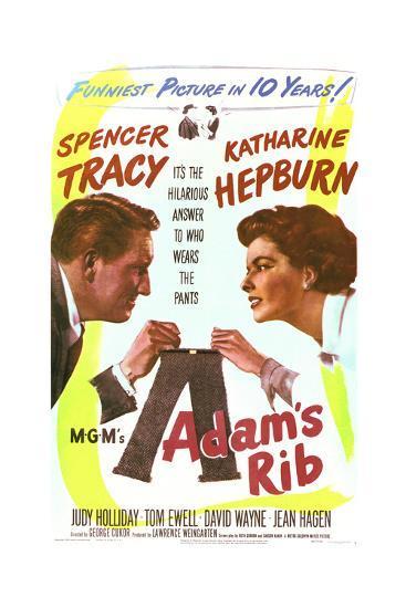 Adam's Rib--Art Print