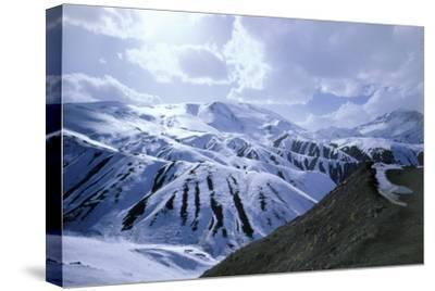 Alborz Mountain Range, Iran, Middle East