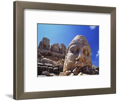 Ancient Stone Sculpture, Nemrut Dag, Turkey