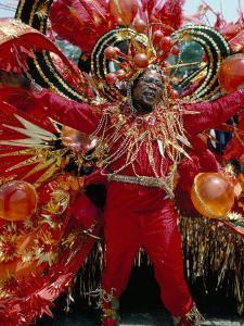 Carnival, Trinidad, West Indies, Caribbean, Central America by Adam Woolfitt