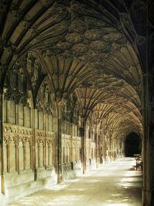 Gloucester Cathedral, Gloucester, Gloucestershire, England, United Kingdom by Adam Woolfitt