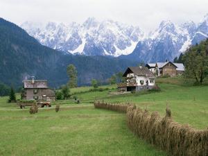 Gosau, Austria by Adam Woolfitt