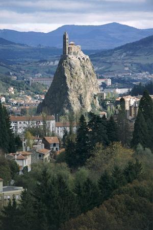 Le Puy En Velay, Haute Loire, Auvergne, France
