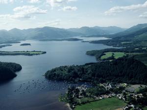 Loch Lomond, Strathclyde, Scotland, United Kingdom by Adam Woolfitt