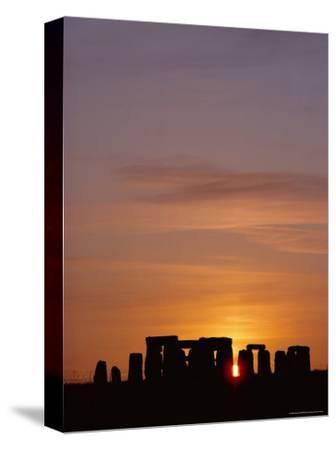 Stonehenge, Salisbury Plain, England, UK