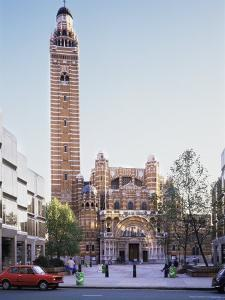 Westminster Cathedral, Westminster, London, England, United Kingdom by Adam Woolfitt