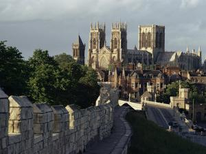 York Minster, York, Yorkshire, England, United Kingdom by Adam Woolfitt