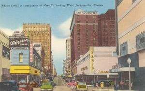 Adams Street, Jacksonville, Florida