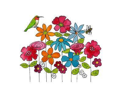 Addison's Garden-Blenda Tyvoll-Giclee Print
