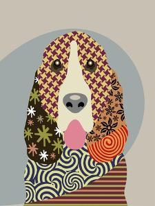 Basset Hound by Adefioye Lanre