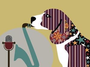 Beagle Dog II by Adefioye Lanre